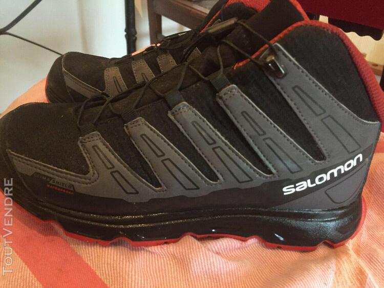 Chaussures rando salomon 38