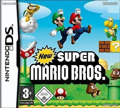 Diverses notices nintendo ds occasion, beauchamp (95250)