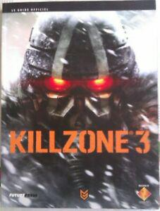 Killzone 3 guide officiel playstation 3 ps3 xbox 360 vf