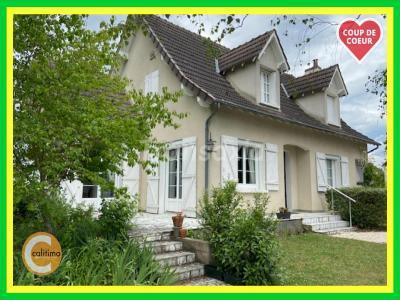 Maison à vendre bourges 6 pièces 139 m2 cher