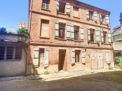 Maison à vendre montauban 5 pièces 210 m2 tarn et garonne