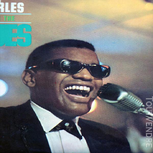 Ray charles sings the blues mode lp 9337