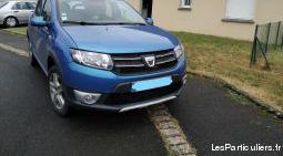 Dacia sandero stepway prestige éco 2