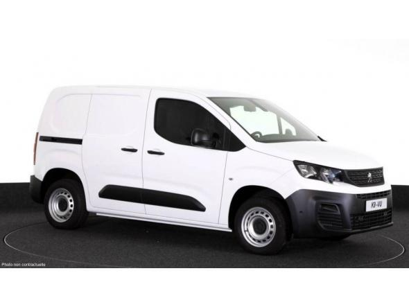Peugeot partner fourgon standard 1000 kg grip bluehdi 100