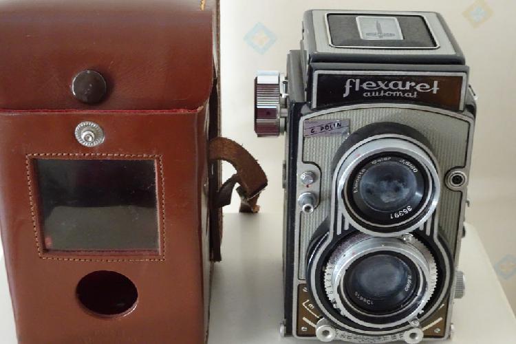 Appareil photo flexaret vi meopta unique/collector, cergy