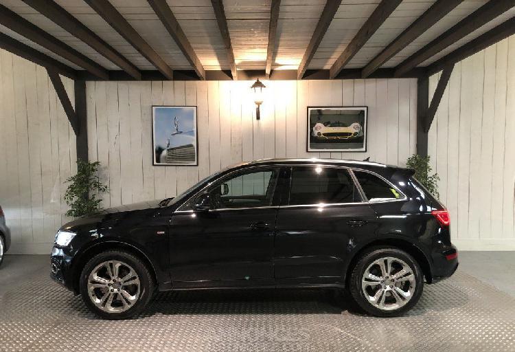 Audi q5 3.0 tdi 245 cv avus quattro bva