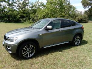 Bmw x6 exclusive 245 cv d'occasion / 4x4 valence