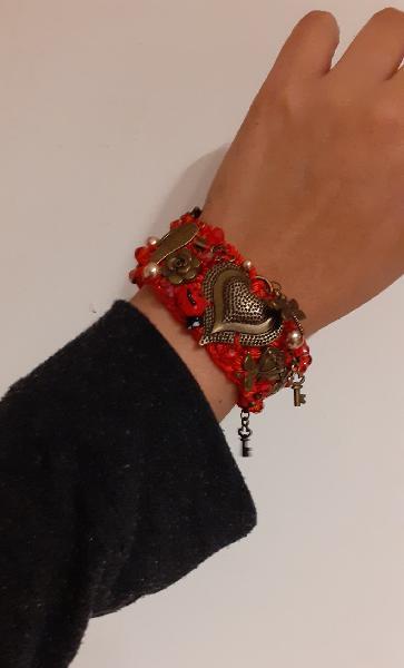 Bracelet pour femme, bracelet d'été, bracelet avec