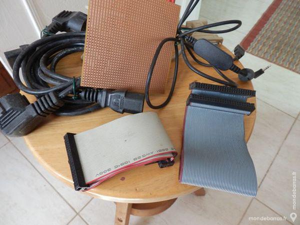 Cables pour ordinateur occasion, la garenne-colombes (92250)