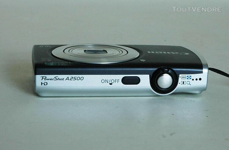 Compact numérique canon powershot a 2500 parfait état.