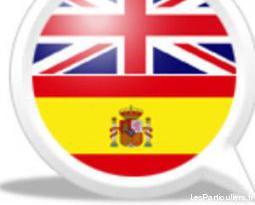 Cours à domicile ou en ligne anglais et espagnol