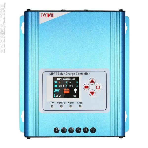 Decdeal 30a mppt régulateur de charge solaire régulateur