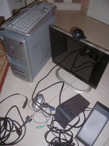 Matériels informatiques à rénover, sorède (66690)
