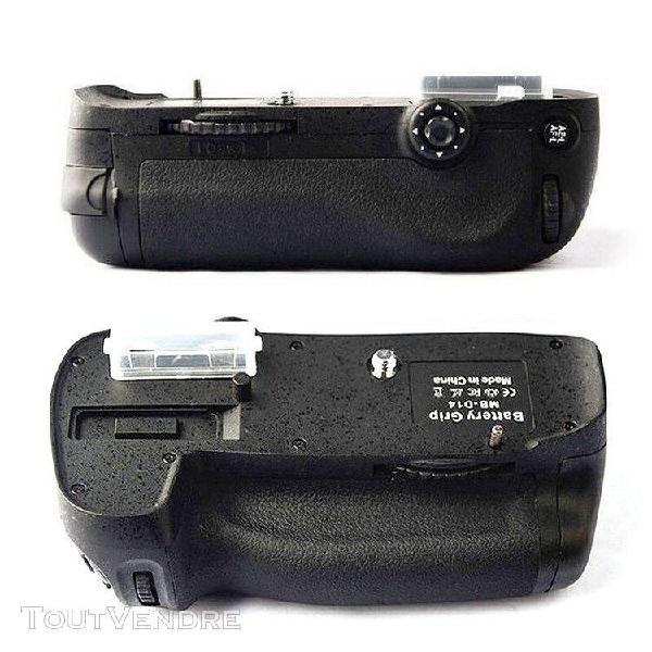 Poignée grip batterie pour appareil photo nikon d600 d610