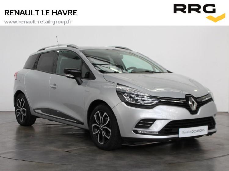 Renault clio estate essence le havre 76   10790 euros 2017