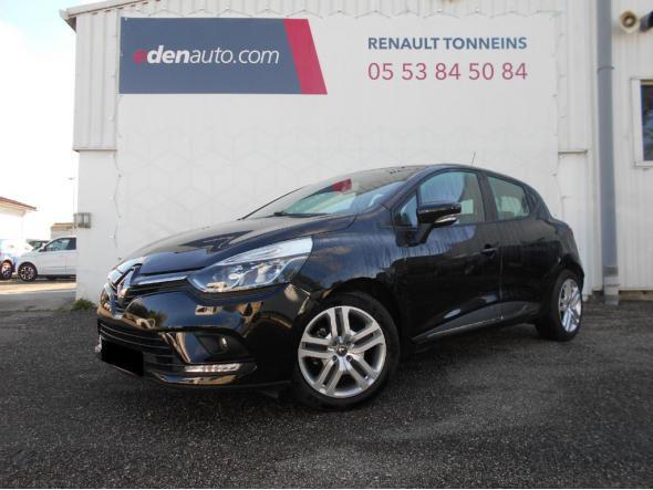 Renault clio iv dci 90 energy 82g zen