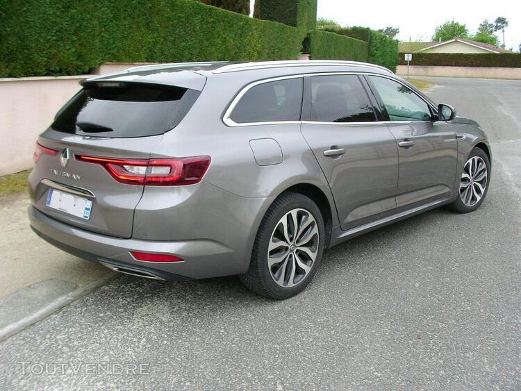 Renault talisman estate 1.6 dci 160 intens edc6 toit ouvrant