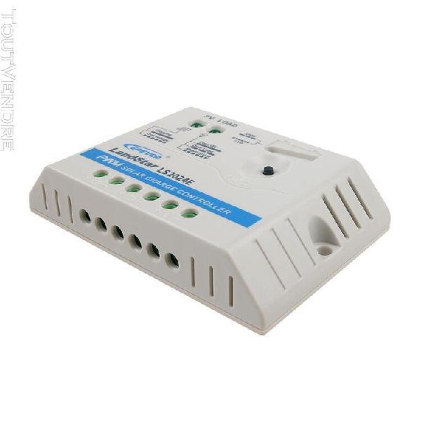Régulateur de charge solaire pwm série 5a / 10a / 20a pwm