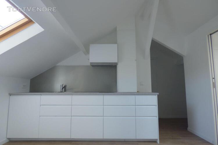 T2 meublé - 32m² - vitry sur seine
