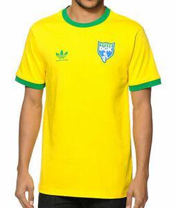 Tee shirt adidas x dgk tx skate copa brazil football jersey