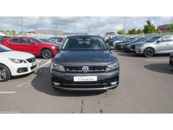 Volkswagen tiguan trendline 2.0 tdi 150 + clima auto j 17