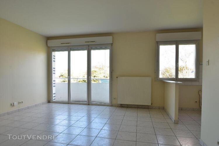 Appartement trélazé 2 pièce(s) 52.87 m2