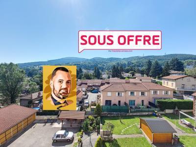 Appartement à vendre saint-etienne 2 pièces 43 m2 loire