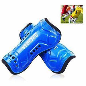 Auvstar enfants protège tibias football, légers et
