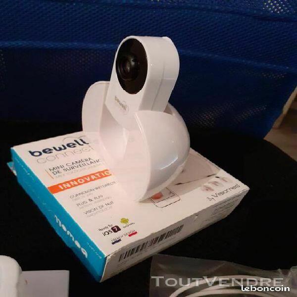Caméra de surveillance bewell connect wifi