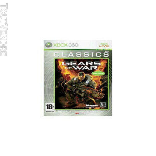 Gears of war - classics pour xbox 360