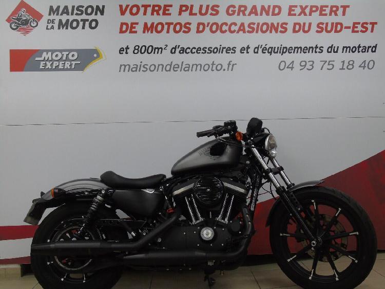 Harley davidson sportster essence mougins 06 | 8290 euros