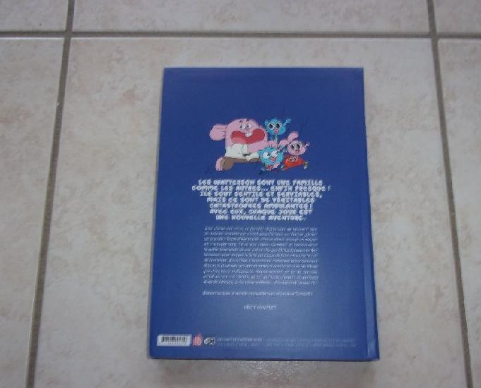 Livre le monde incroyable de gumball tome 5 (neuf)