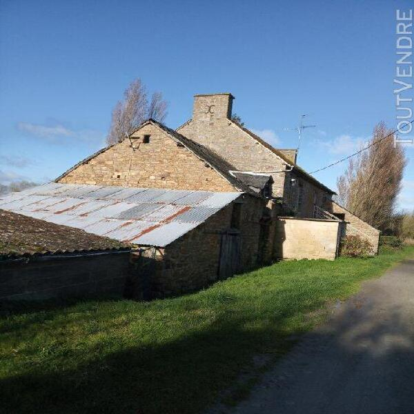 Maison à rénover - a proximité du mont saint michel