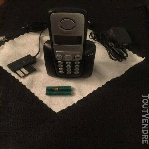 Telephone gigaset a230 de siemens