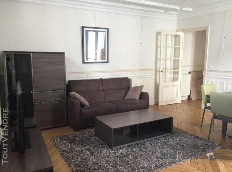 75017 terne meublé 3 pièces 68m2