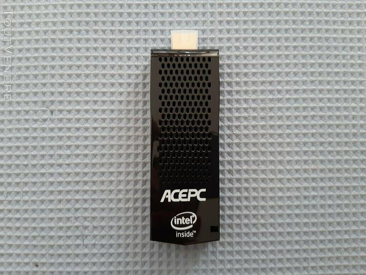 Acepc t6 mini pc stick 4go-64go - comme neuf