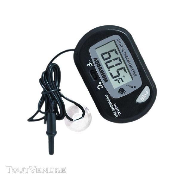 Aquarium thermomètre digital etanche