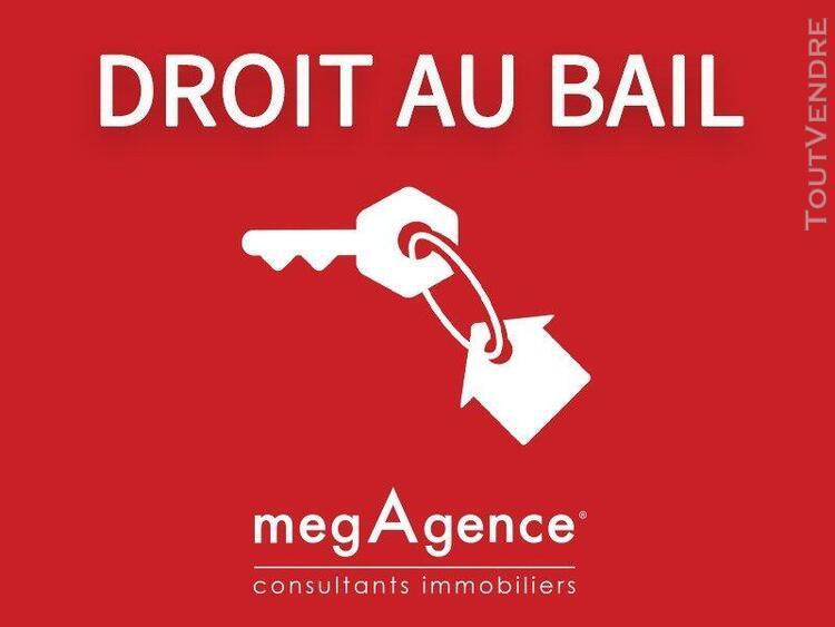 Deauville - droit au bail local commercial - 100 m2