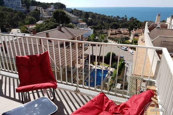 Location appartement cap salou (costa dorada) 5personnes