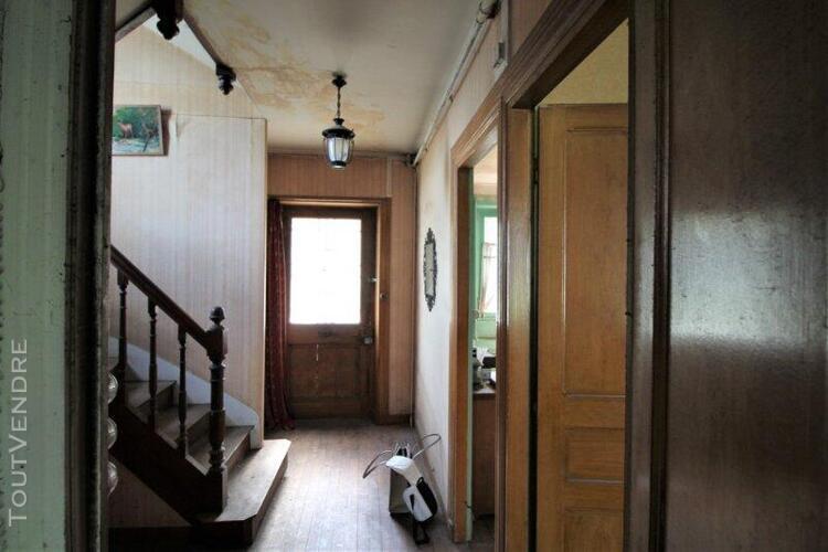 Maison années 30 à rénover - la rabine