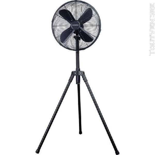 Oceanic ventilateur trepied 50 w - diametre 40 cm - hauteur