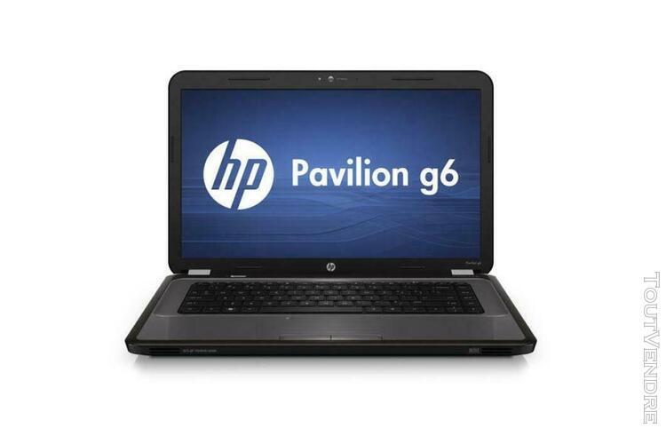 Ordinateur portable hp pavilion g6 intel core i3 m370 2.40gh