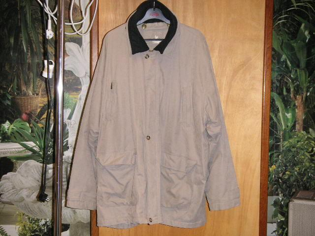 """Parka hiver beige """"kiabi"""" homme taille 60/62 occasion,"""