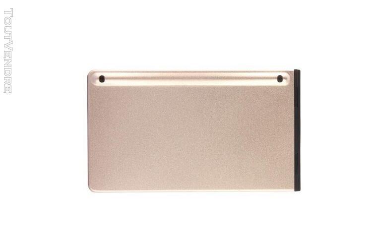 Russe/espagnol/hébreu f69 portable pli bluetooth 3.0 sans