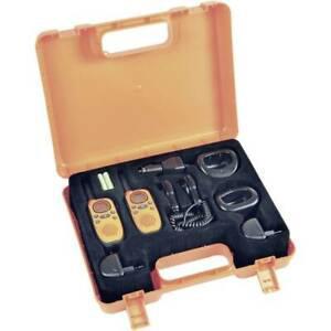 Talkie-walkie pmr topcom twintalker 9100 rc-6404 jeu de 2 2