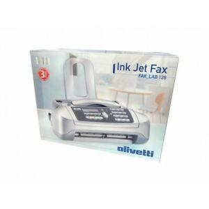 Telephone fax olivetti fax lab 128