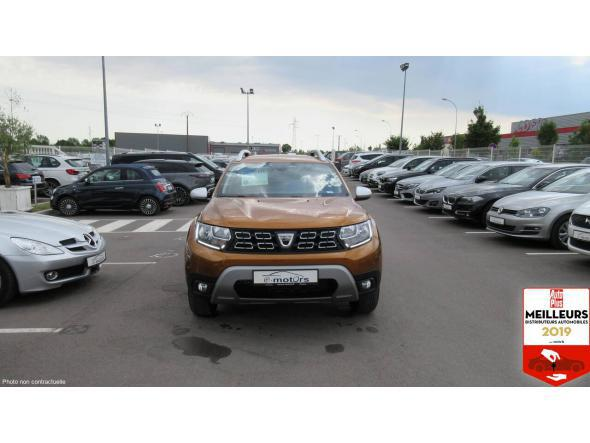Dacia duster prestige tce 100 4x2 + carte mains libres