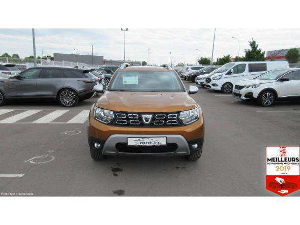 Dacia duster prestige tce 150 fap 4x4 + sièges chauffant