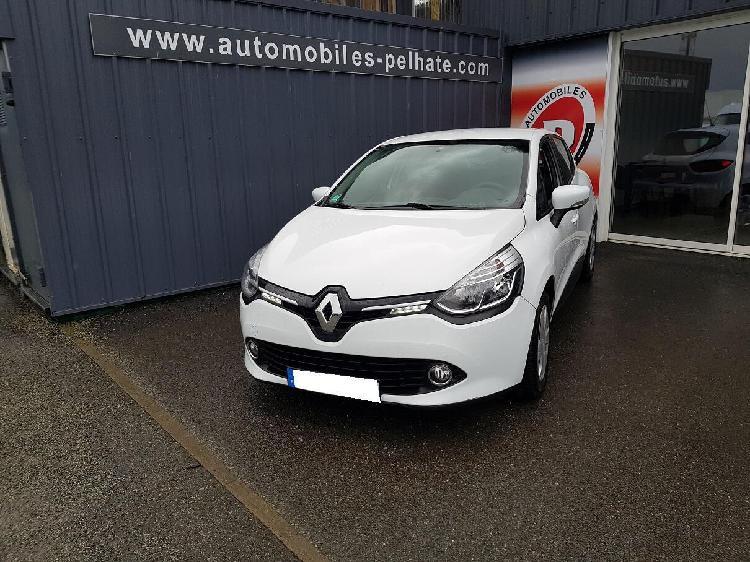 Renault clio 4 societe diesel vitre 35   6900 euros 2015