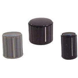 Bouton (noir avec ligne blanche 14mm/6mm) version economique